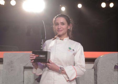 صورة لقب top chef الوطن العربي يذهب لاول مرة للفتاة سما جاد