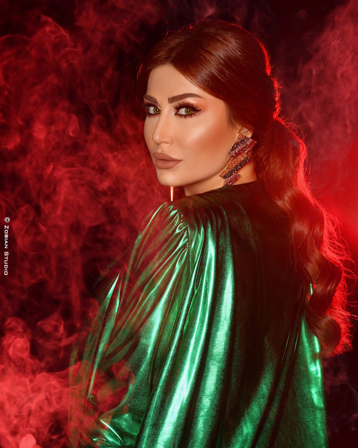 صورة هبة نور تعتذر عن عدة اعمال من اجل الحرملك 2