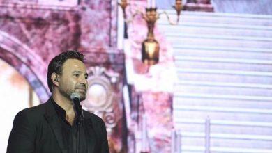 صورة تركي آل الشيخ هنّأه وشكره…