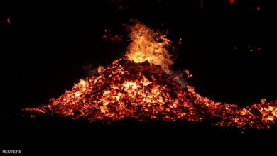 صورة العالم يحترق.. من سيبيريا شرقا إلى بوليفيا غربا