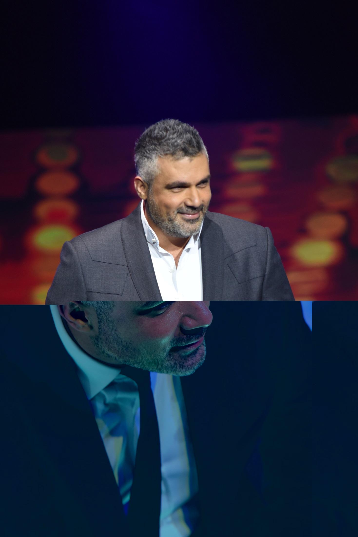 صورة فارس كرم يتجه الي دبي لحفل جماهيري كبير
