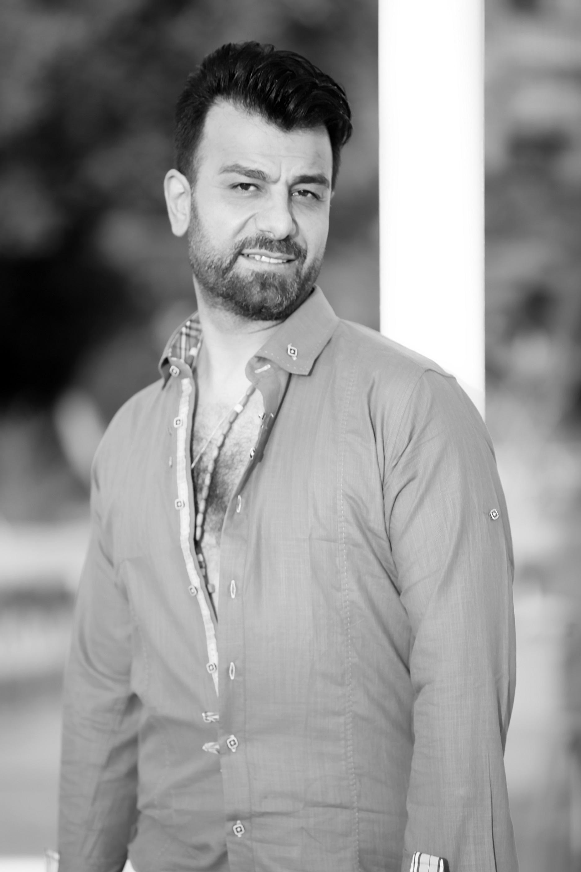 صورة الفنان سمارة السمارة يطلق نصي التاني ومشاريع بين دبي وامريكا