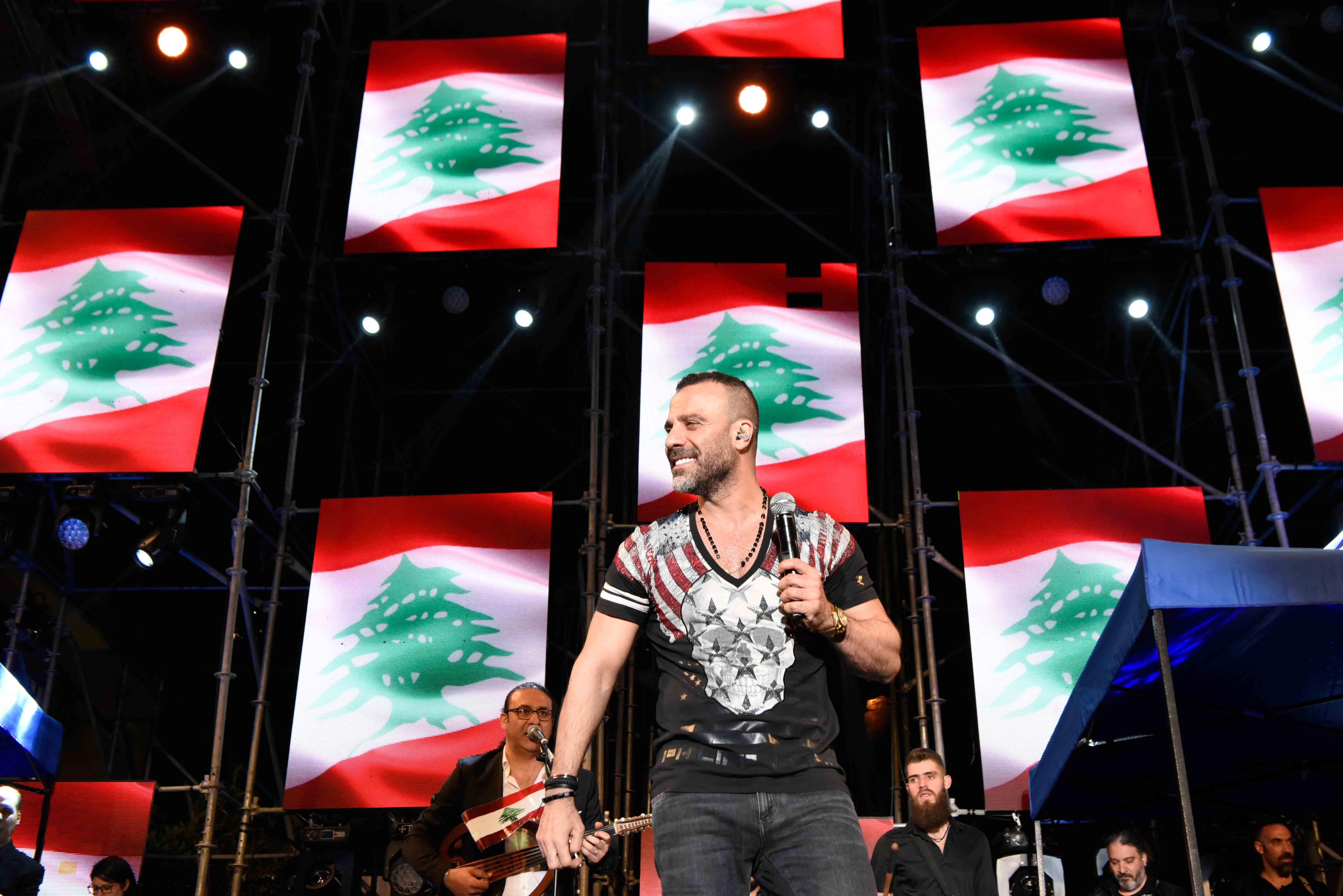 صورة جو أشقر بين دبي و بيروت نجاحات مستمرة