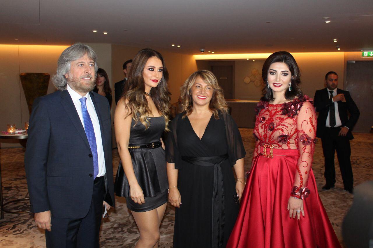 """صورة 15 عام علي تأسيس """"اصدقاء لبنان موناكو """""""
