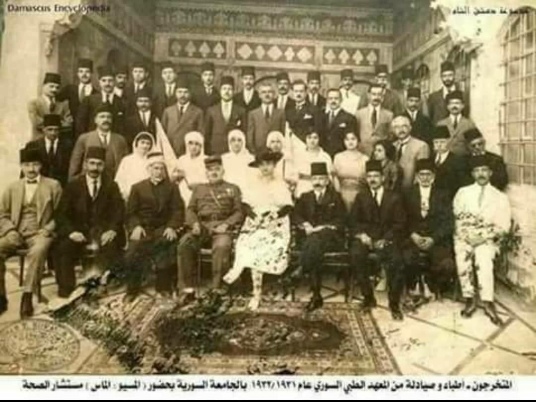 """صورة عن مجرور """"باب الحارة""""، كما يراه محمد خير ماميش، ابن أقدم عائلة مسجلة بدمشق"""