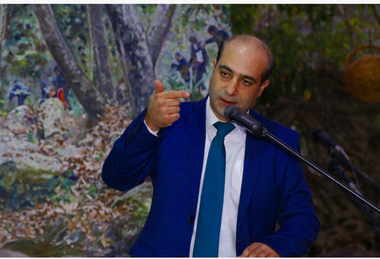 صورة جمعية كهف الفنون تقيم حفلا ثقافيا فنيا سياحيا تراثيا برعاية وزارة الثقافة