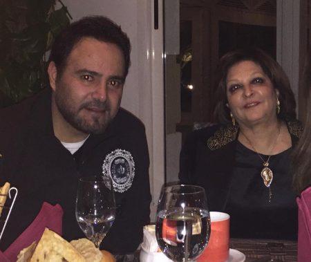 صورة كونكورد السلام بالقاهرة يحتفل براس السنة مع عاصي الحلاني