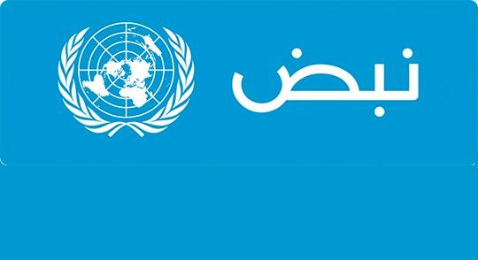 صورة اتفاقية شراكة مابين الامم المتحدة ونبض