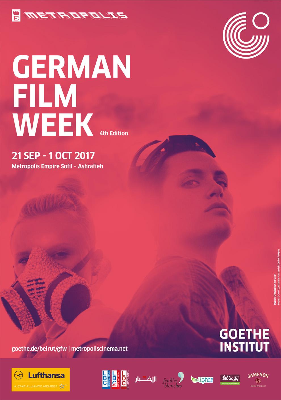صورة أسبوع الفيلم الألماني – الدورة الرابعة 4th German Film Week in Beirut
