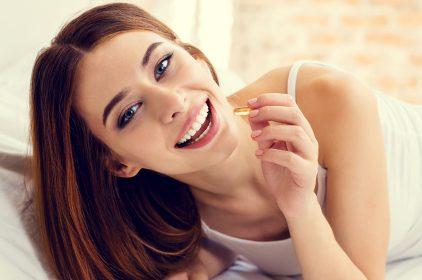 صورة 7 فوائد جمالية رائعة لزيت الفيتامين E